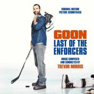 Cáratula BSO Goon: Last Of The Enforcers - Trevor Morris