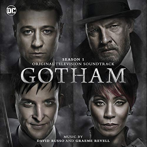 WaterTower Music edita la banda sonora Gotham: Season 1