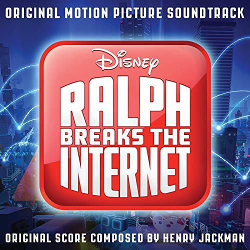 Walt Disney Records edita la banda sonora Ralph Breaks the Internet