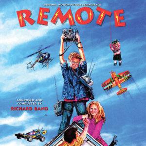 Carátula BSO Remote - Richard Band
