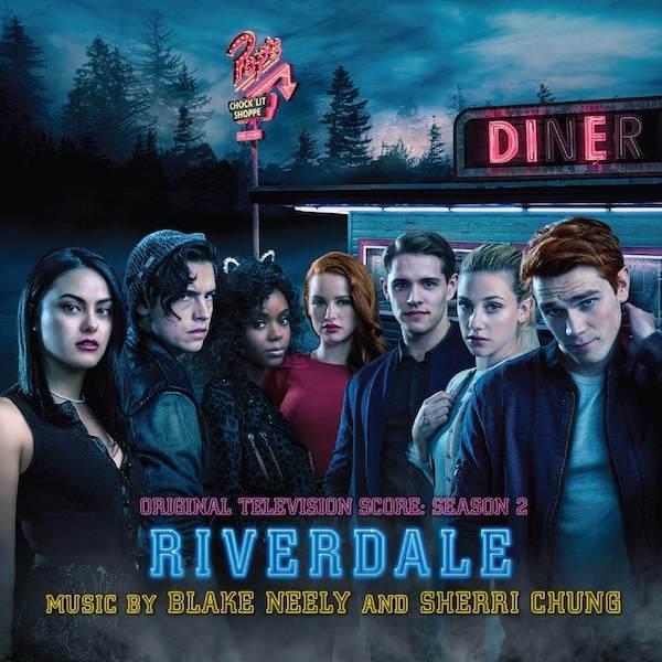 La-La Land Records edita la banda sonora Riverdale: Season 2