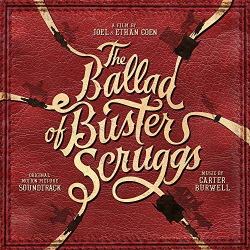 Milan Records edita la banda sonora The Ballad of Buster Scruggs