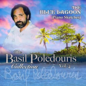 Carátula BSO The Basil Poledouris Collection, Vol. 4: The Blue Lagoon