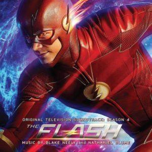 Carátula BSO The Flash: Season 4 - Blake Neely