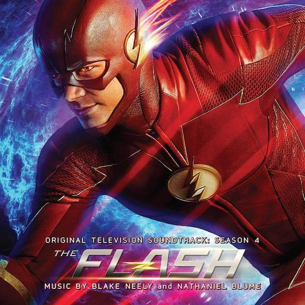 La-La Land Records edita la banda sonora The Flash: Season 4