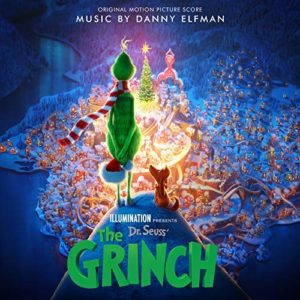 Carátula BSO The Grinch - Danny Elfman