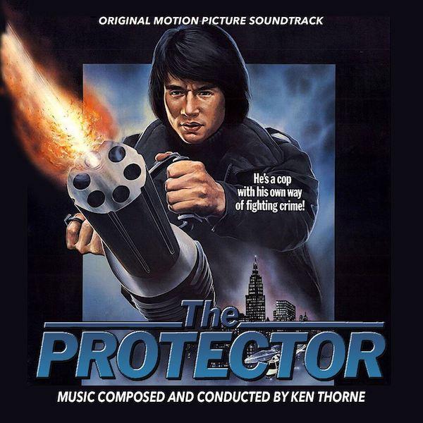 Dragon's Domain Records editará la banda sonora The Protector