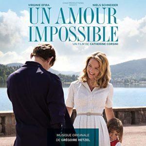 Carátula BSO Un amour impossible - Grégoire Hetzel