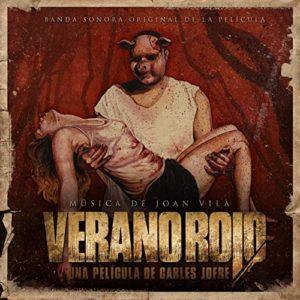 Carátula BSO Verano Rojo - Joan Vila
