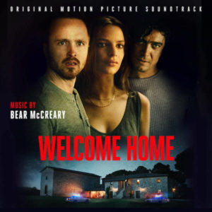 Carátula BSO Welcome Home - Bear McCreary