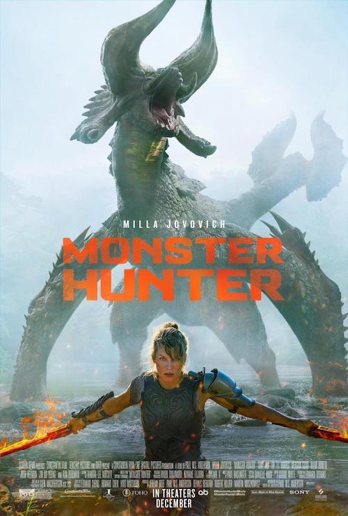 Paul Haslinger para la adaptación del videojuego Monster Hunter