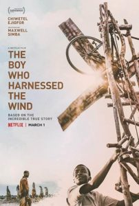 Póster The Boy Who Harnessed the Wind