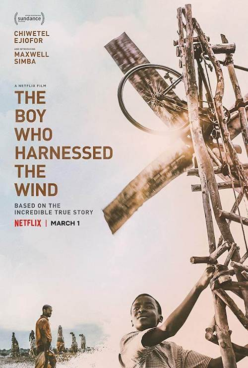 Antonio Pinto para el drama The Boy Who Harnessed the Wind