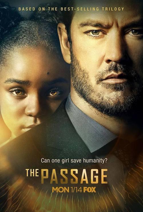 Jeff Russo y Jordan Gagne para la banda sonora The Passage