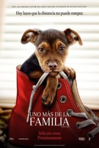 Poster película - Uno más de la familia