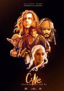 Poster Concierto Callejeando por el Cine