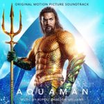 Carátula BSO Aquaman - Rupert Gregson-Williams