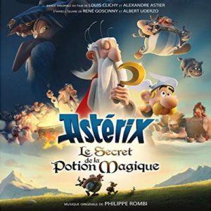 Carátula BSO Astérix: Le Secret de la Potion Magique - Philippe Rombi