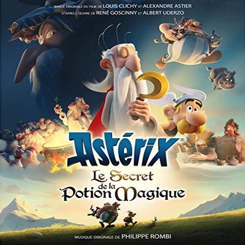 BOriginal edita la banda sonora Astérix: Le secret de la potion magique