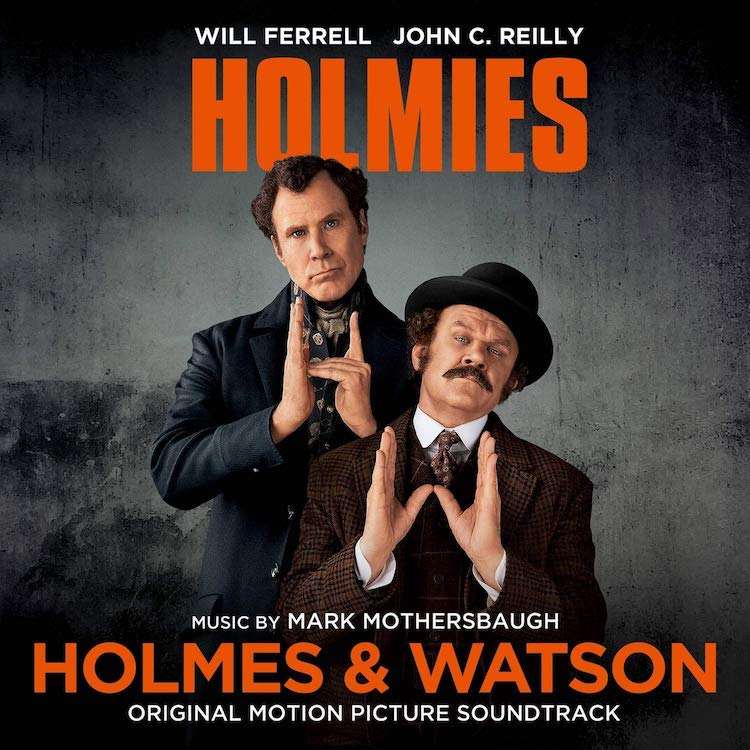 Sony Classical edita la banda sonora Holmes & Watson