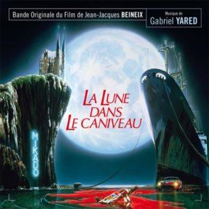 Carátula BSO La lune dans le caniveau - Gabriel Yared