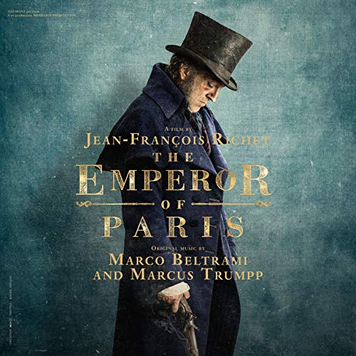 Gaumont edita la banda sonora L'empereur de Paris