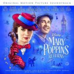 Carátula BSO Mary Poppins Returns - Marc Shaiman
