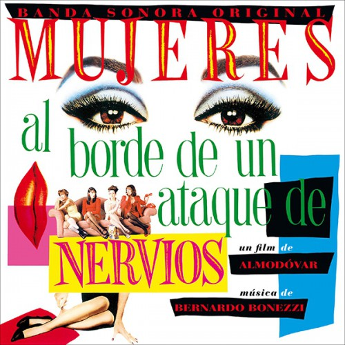 Quartet Records edita la banda sonora Mujeres al borde de un ataque de nervios