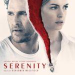 Carátula BSO Serenity - Benjamin Wallfisch