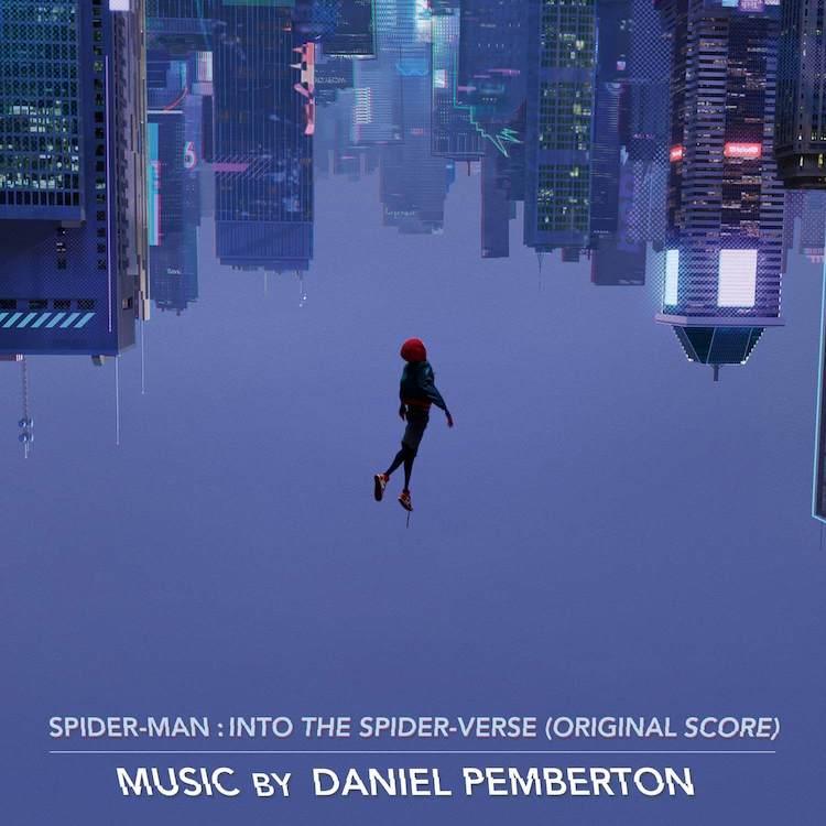 Sony Classical edita la banda sonora Spider-Man: Into the Spider-Verse