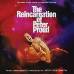 Carátula BSO The Reincarnation of Peter Proud - Jerry Goldsmith