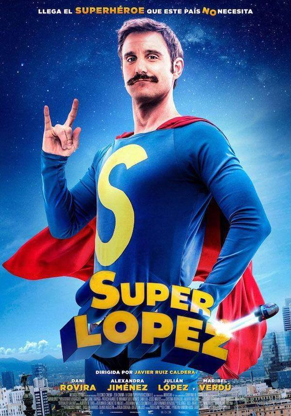 "Al Salir del Cine: ""Superlópez"""