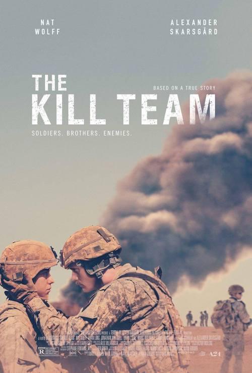 Zacarías M. de la Riva para el thriller The Kill Team