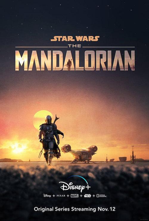 Ludwig Göransson para la serie live-action The Mandalorian