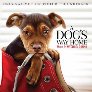 Carátula BSO A Dog's Way Home - Mychael Danna