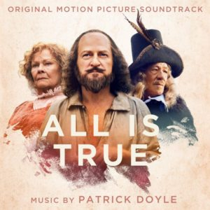 Carátula BSO All Is True - Patrick Doyle