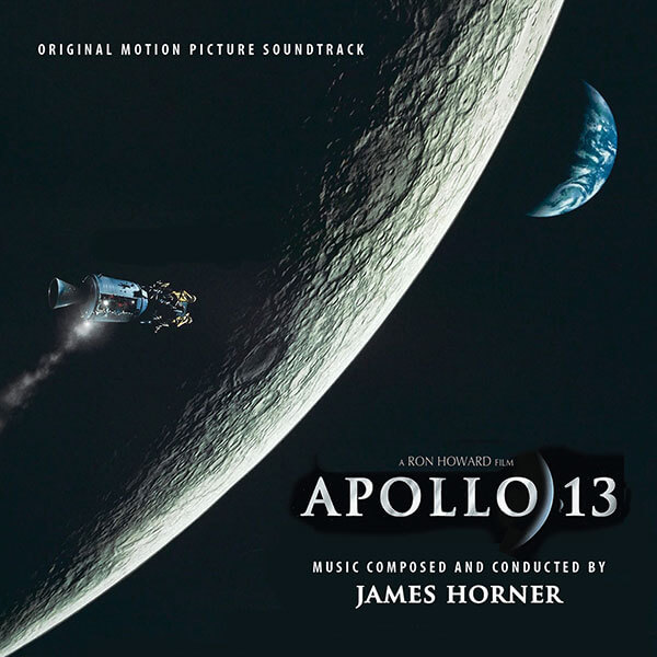 Intrada edita la banda sonora Apollo 13 (2CD)