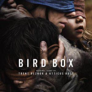 Carátula BSO Bird Box - Trent Reznor y Atticus Ross