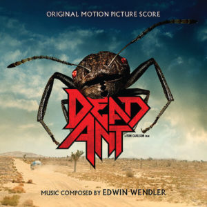 Carátula BSO Dead Ant - Edwin Wendler