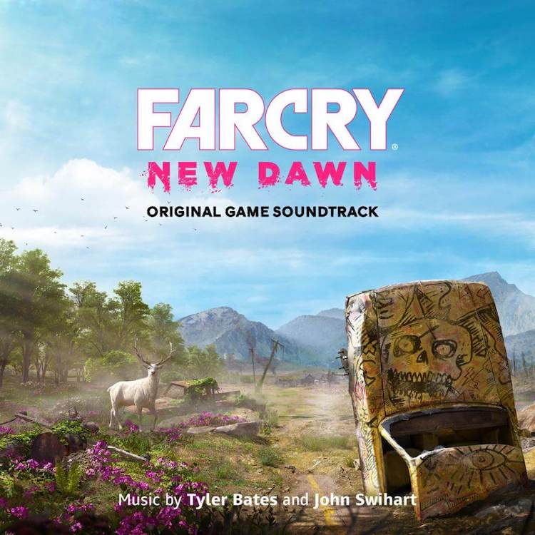 Ubisoft Music edita la banda sonora Far Cry: New Dawn