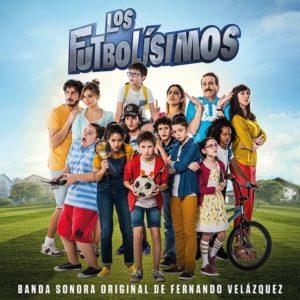 Carátula BSO Los Futbolísimos - Fernando Velázquez