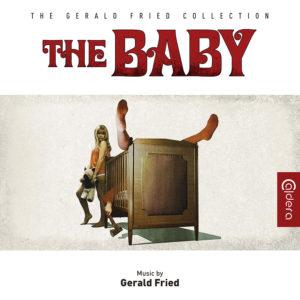 Carátula BSO The Baby - Gerald Fried