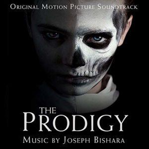 Carátula BSO The Prodigy - Joseph Bishara