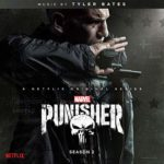 Carátula BSO The Punisher: Season 2 - Tyler Bates