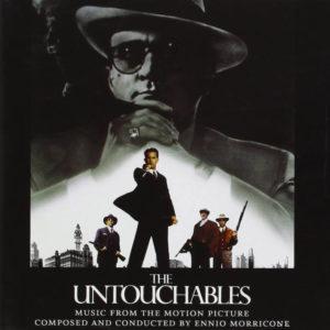 Carátula BSO The Untouchables - Ennio Morricone