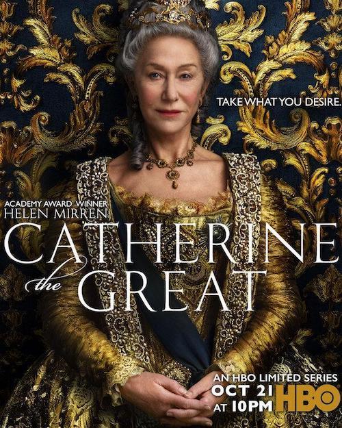 Rupert Gregson-Williams para la miniserie Catherine the Great