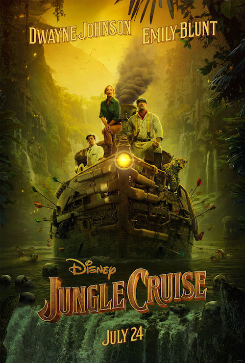 James Newton Howard para la cinta de aventuras Jungle Cruise