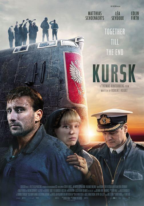 Al Salir del Cine: «Kursk»