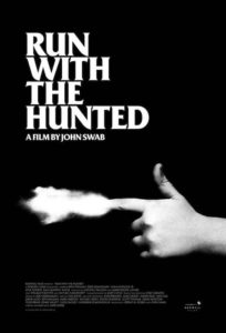 Póster Run with the Hunted