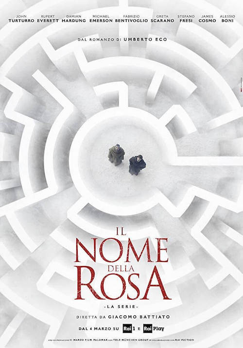 Hauschka para la miniserie The Name of the Rose